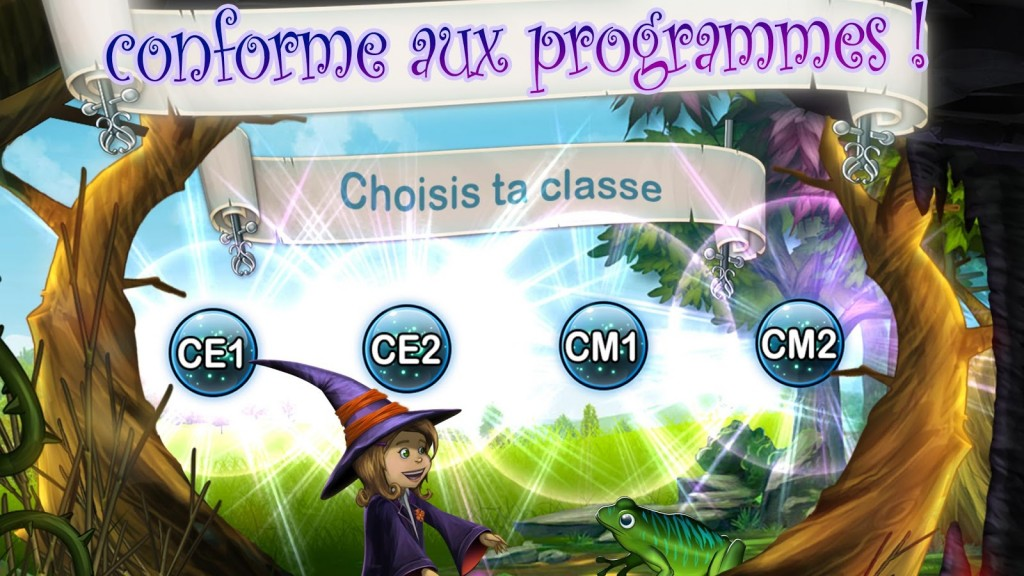 applications primaire